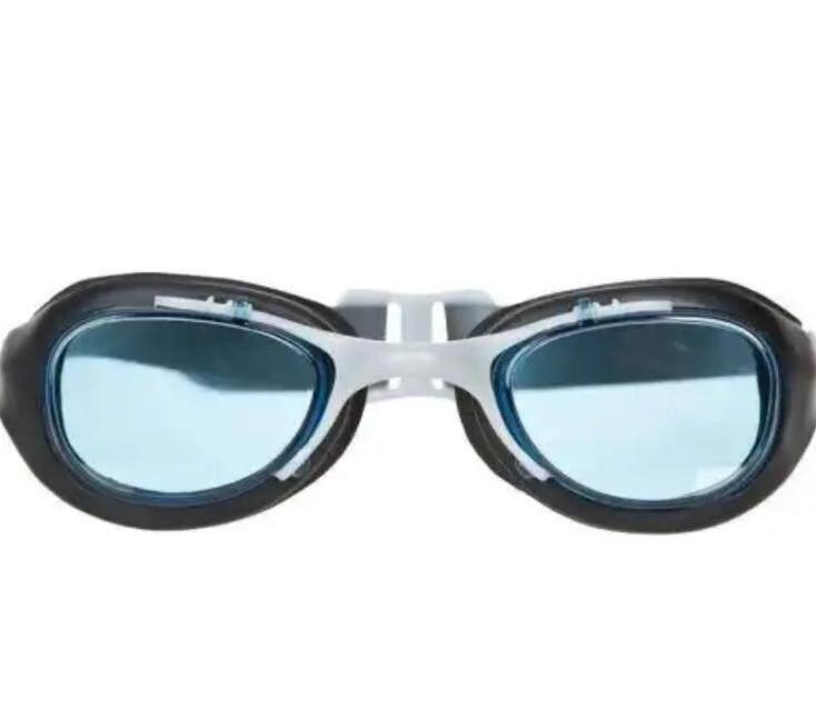 Nabaiji แว่นตาว่ายน้ำ แว่นว่ายน้ำ Xbase (สีดำ).