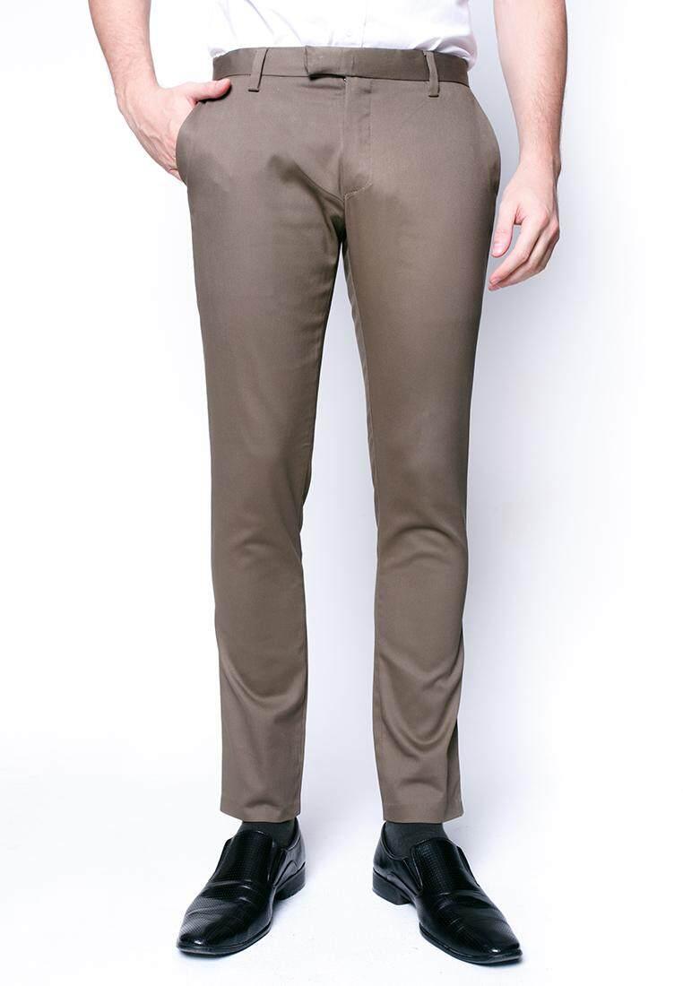 ลองสิ จะติดใจ กางเกงสแลคขายาว ผ้ายืด ทรงเดฟ B&b กางเกงขายาวชาย Chino Pants กางเกงชิโน่ชาย กางเกงสแลค กางเกงชิโน่ขาย กางเกงสุภาพบุรุษ กางเกงนักศึกษา กางเกงสแลค กางเกงทำงาน กางเกงใส่ทำงาน กางเกงทำงานชาย กางเกงขายาวชาย By B&b Menswear & Fashion.