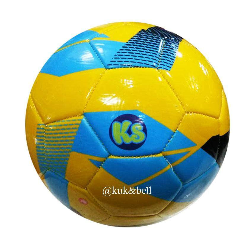 Ktb Toyบอล หนัง ฟุตบอล ฟุตบอลหนังสำหรับเด็ก เบอร์5 L783 By Ktb Toy.