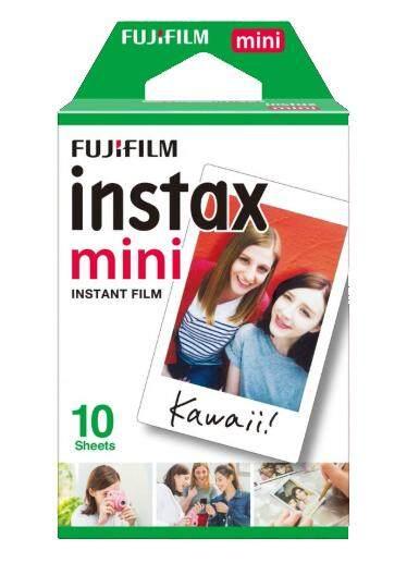 Fujifilm Instax Mini Film G 10s จำนวน 10 แผ่น.