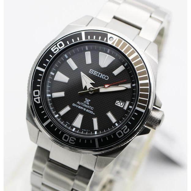 ยี่ห้อนี้ดีไหม  ตาก นาฬิกา SEIKO Samurai Automatic DIVER s 200 เมตร SRPB51K1 (ประกันศูนย์ บ.ไซโกประเทศไทย จก.)