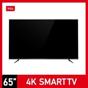 TCL 65P6US 4K LED SMART TV ปี 2018 รับประกันศูนย์ 3 ปี