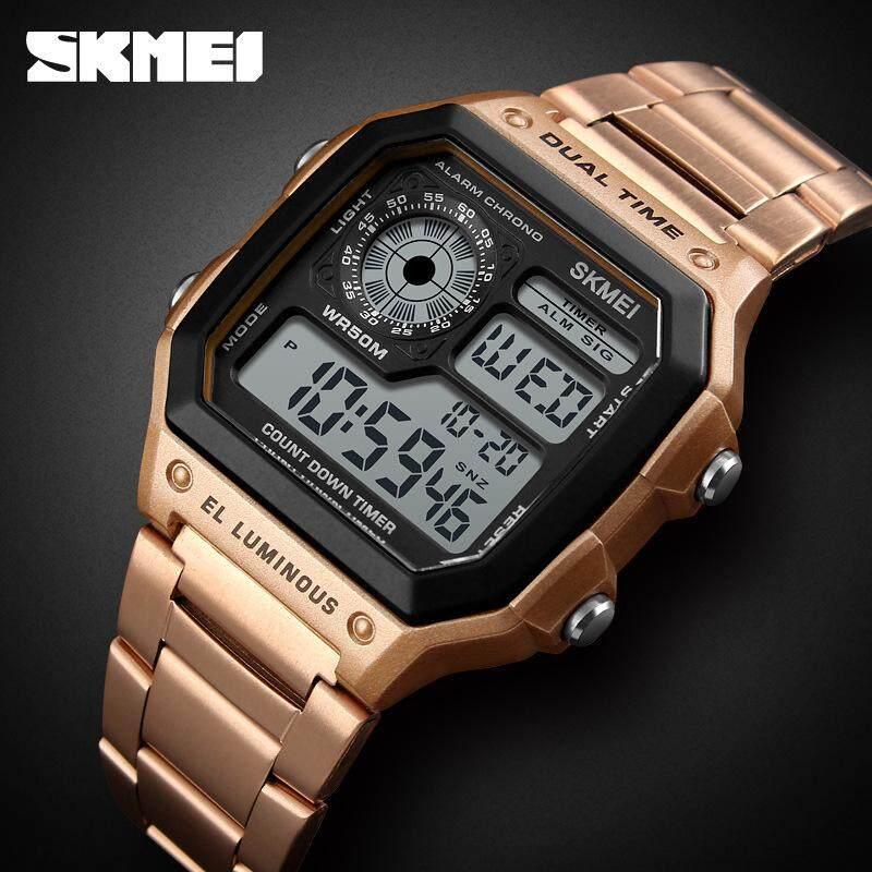 Skmei 1335 นาฬิกาข้อมือดิจิตอล กันน้ำ.