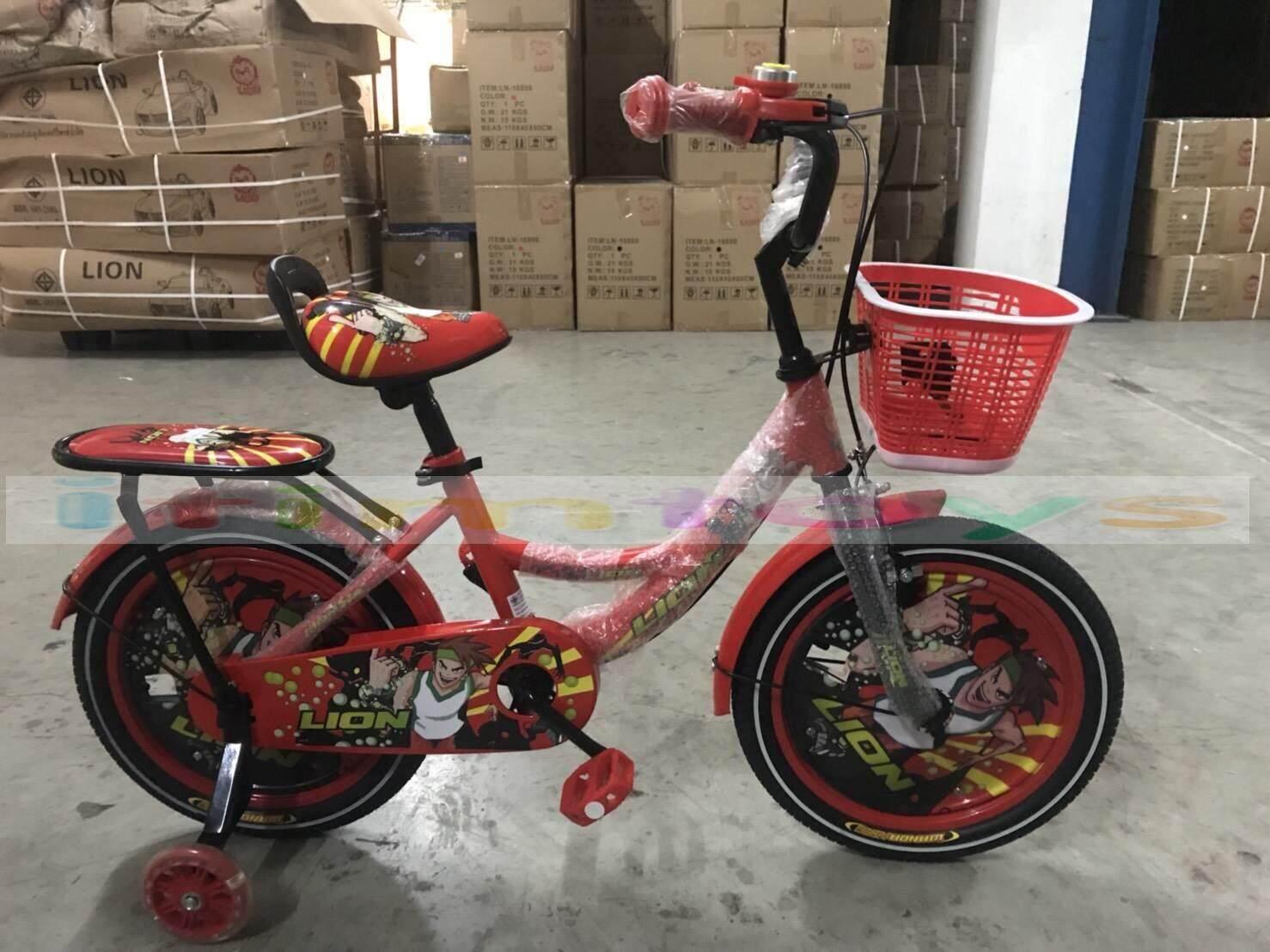 จักรยานลายเบ็นเท็น 12 นิ้ว By Itimtoys.