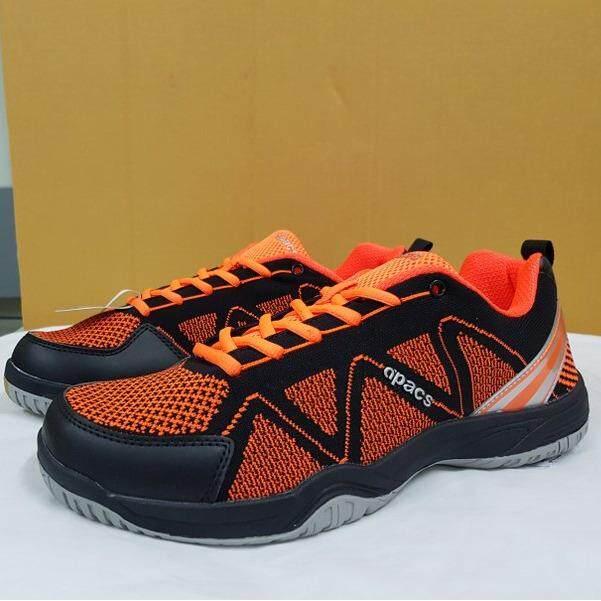 ราคา รองเท้าแบดมินตัน Apacs Cushion 205 Orange ออนไลน์