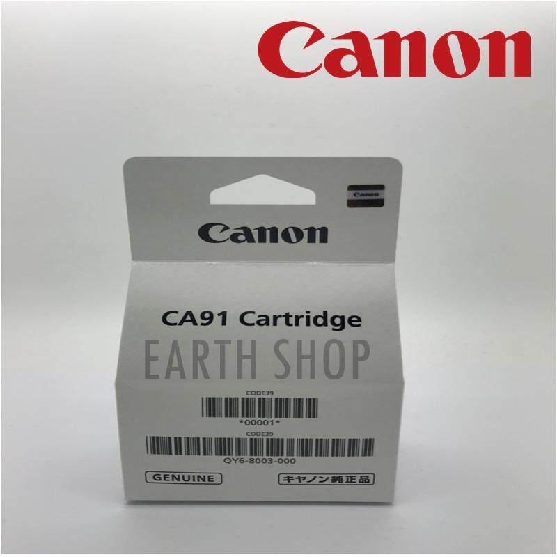 หัวพิมพ์ Canon Printhead Ca91 G Serries ตลับดำ G1000 G2000 G3000 G4000 ใน ไทย