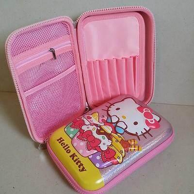 ส่งฟรี Kerry!!! ขาย กล่องดินสอสมิกเกิ้ล EVA กระเป๋าดินสอ กล่องดินสอ smiggle hardtop pencil case 3d 3ดี คิตตี้ Kitty