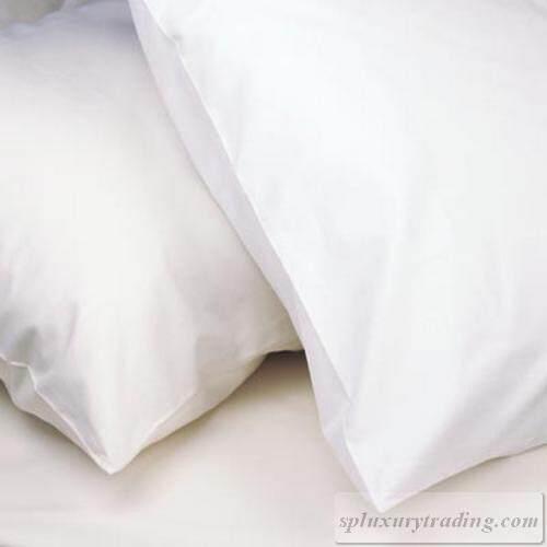 ราคา Sp Luxury ปลอกหมอน Cotton 100 สีขาวเรียบ แพ็คคู่ กรุงเทพมหานคร