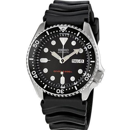 ยี่ห้อไหนดี  ตราด SEIKO Automatic Scuba diver s 200 m SKX007K