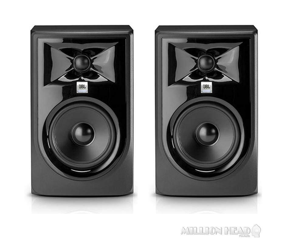 สุพรรณบุรี JBL : 305P MkII (ลำโพงสตูดิโอมอนิเตอร์ สำหรับห้องบันทึกเสียงเพื่อการฟังทุกย่านเสียงเเบบชัดเจน | ราคาต่อ 1 คู่)