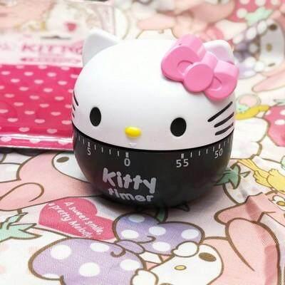 ส่งฟรี Kerry!!! ขาย นาฬิกาตั้งเวลา สำหรับทำอาหาร ลาย คิตตี้ Kitty