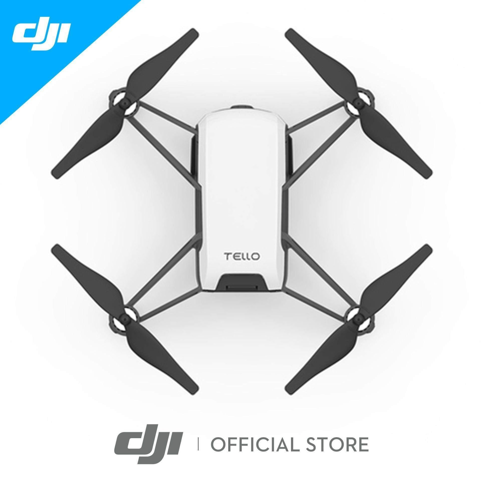 Tello Drone โดรนจิ๋วพร้อมกล้อง(รับประกัน Phantom Thailand) ( โดรนติดกล้อง ).