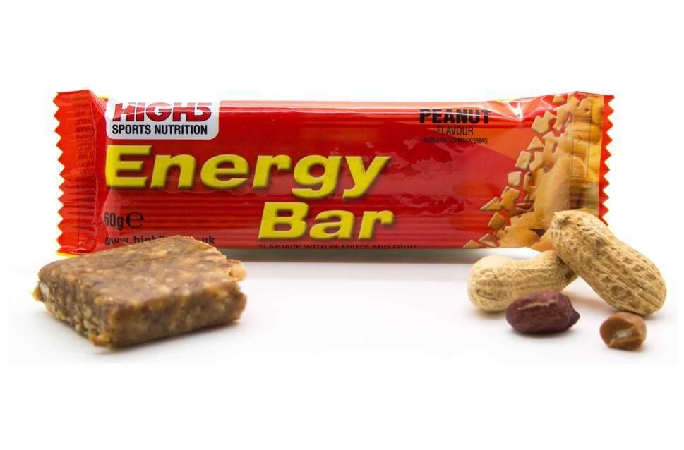 ธัญพืชอัดแท่งให้พลังงานhigh5 Energy Bar ขนาดแท่ง 60กรัม เลขที่ อย.10-3-03547-5-0052.
