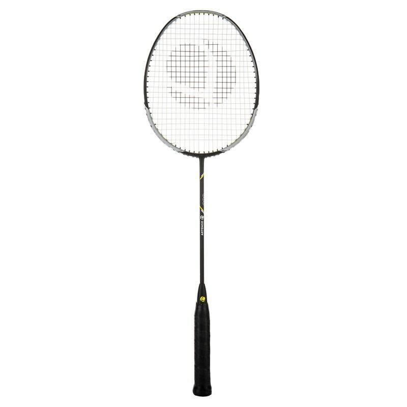 ++ส่งฟรีทั่วไทย++ แบดมินตัน Badminton อุปกรณ์ แร็คเกตแบดมินตันสำหรับผู้ใหญ่รุ่น Br800 (สีดำ/เหลือง) By Daddy.