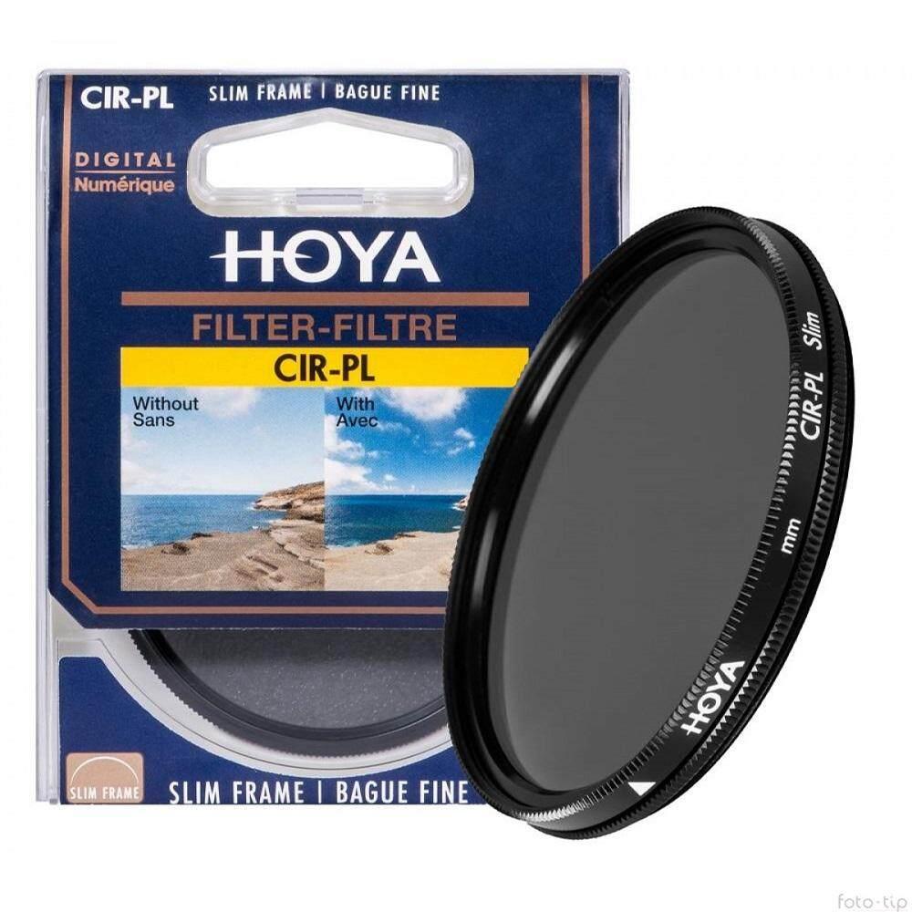 Hoya Filter Cpl Cir-Pl Slim 40.5 43 46 49 52 55 58 62 67 72 77 82mm.