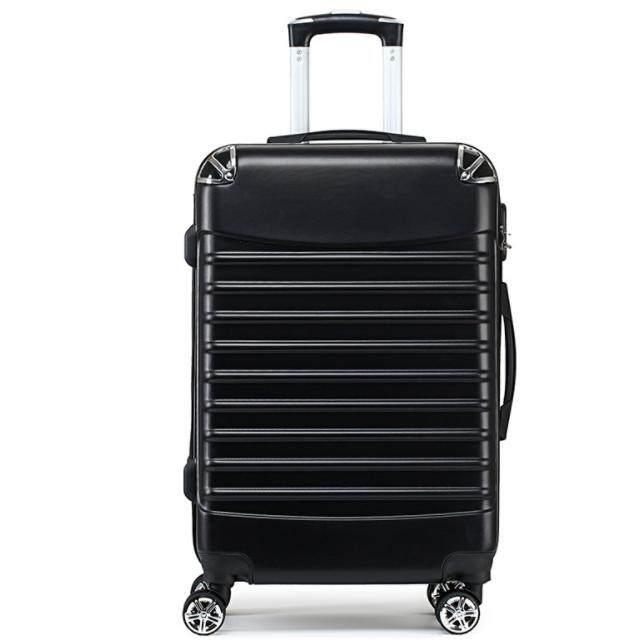 ซื้อ กระเป๋าเดินทางสีดำ 20 นิ้ว 8 ล้อคู่ 360 ํ รุ่งGtc03สีดำ ออนไลน์ กรุงเทพมหานคร
