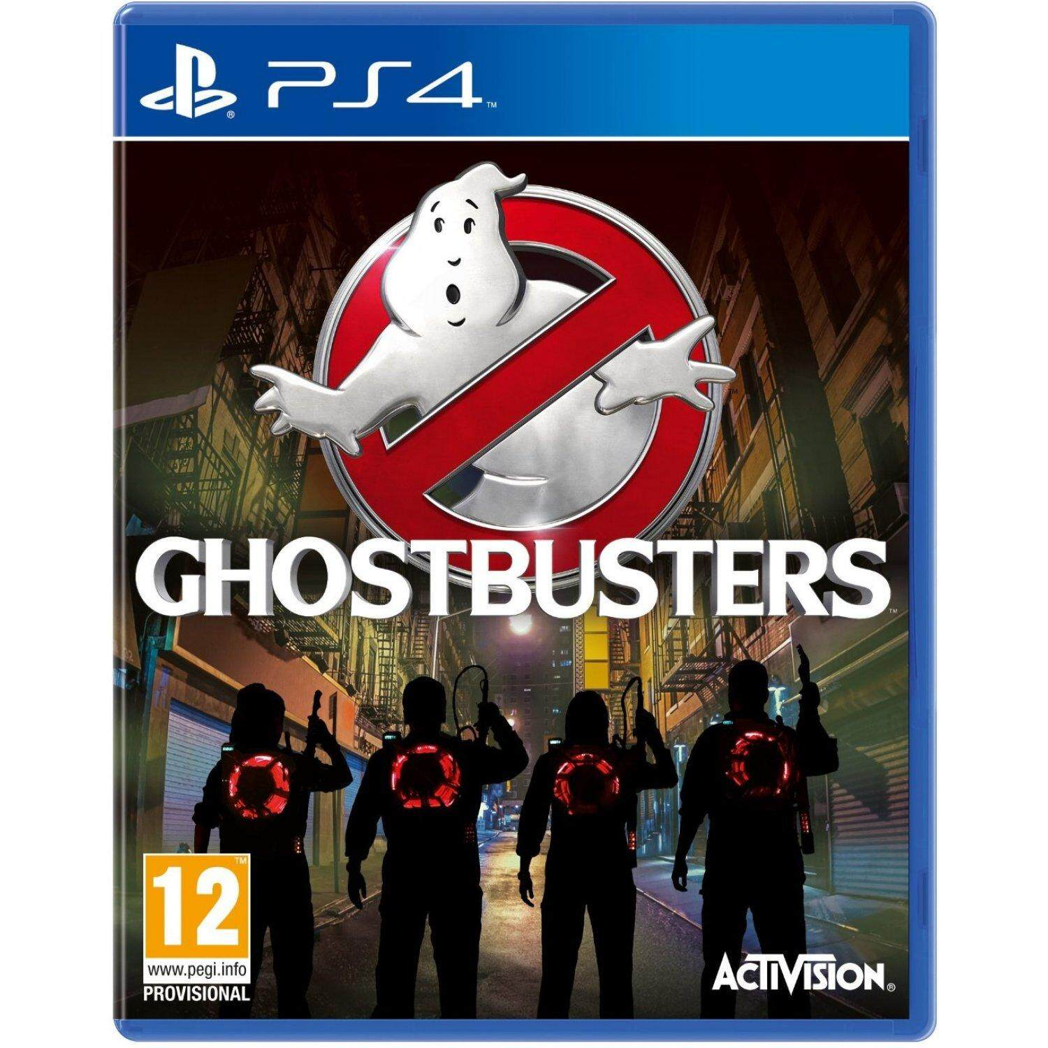 PS4 GHOSTBUSTERS (EURO)
