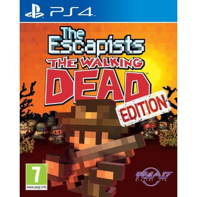 PS4 THE ESCAPISTS: THE WALKING DEAD (EURO)