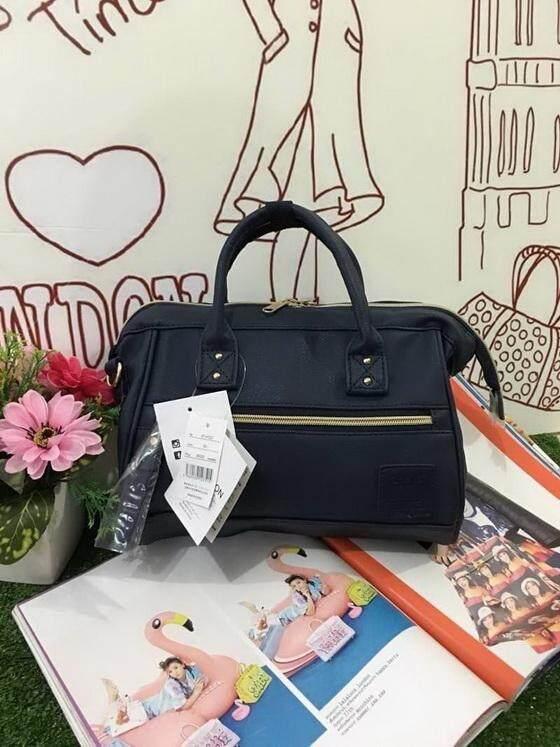 หนองคาย Anello polyester 2 way mini boston bag