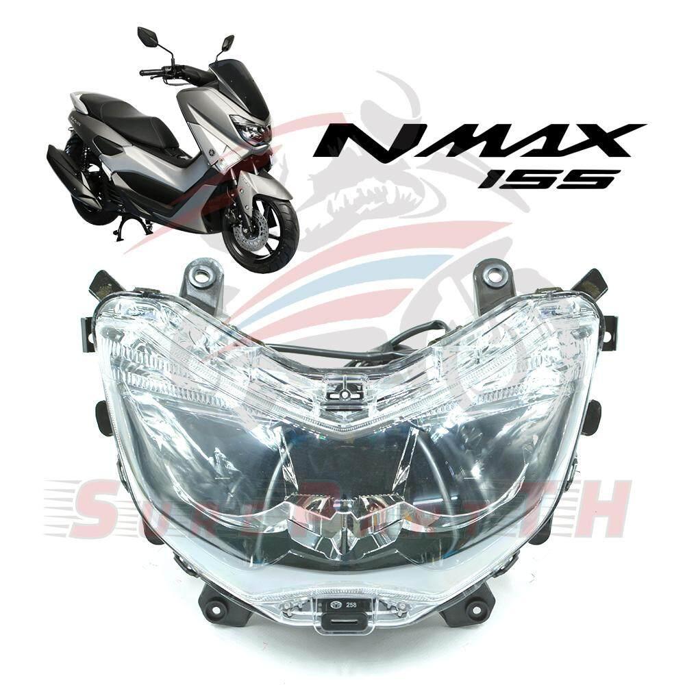 สุดยอดสินค้า!! ไฟหน้า NMAX ทั้งชุด ส่งฟรี Kerry เก็บเงินปลายทาง