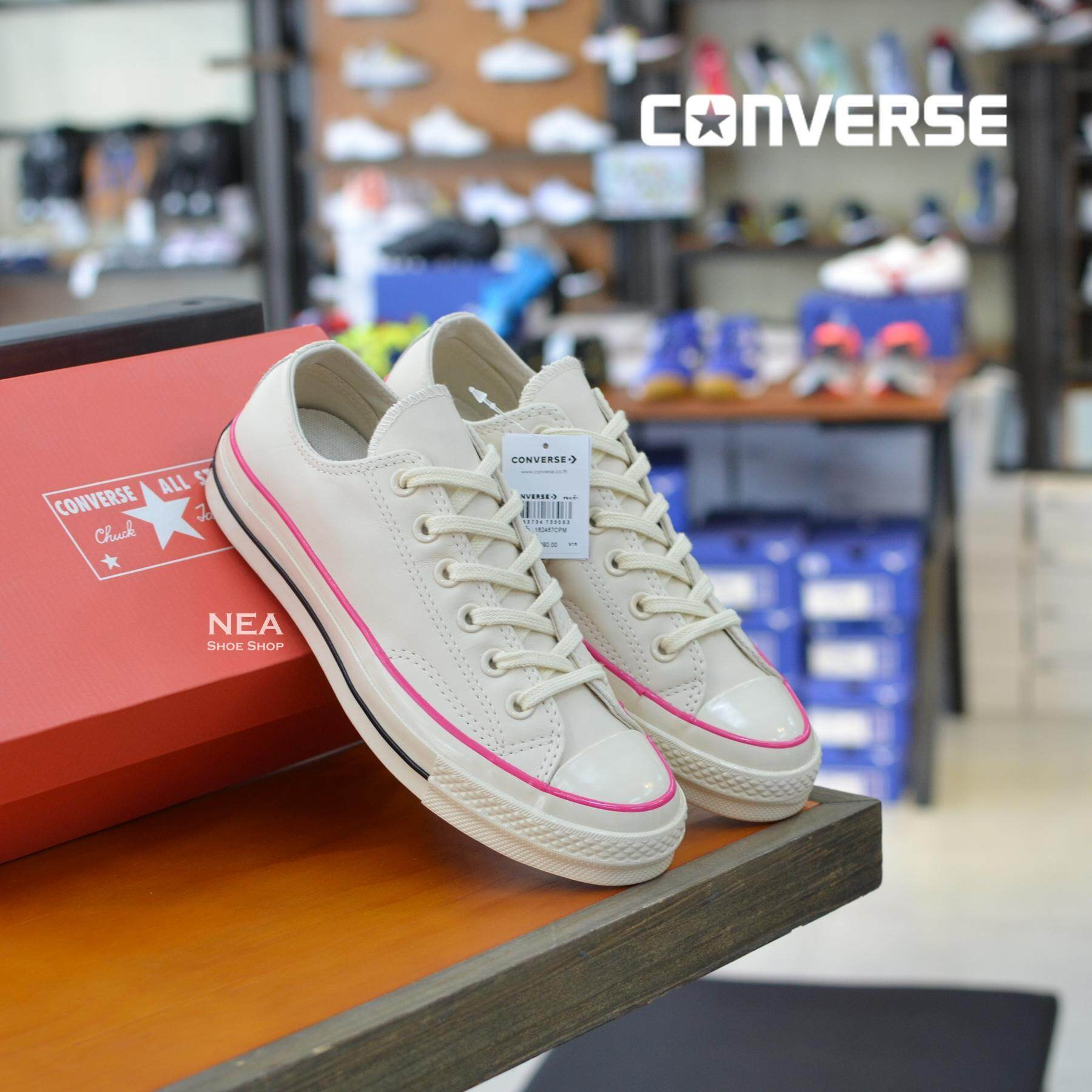 การใช้งาน  น่าน [ลิขสิทธิ์แท้] Converse All Star 70 (Leather) [W] รองเท้า คอนเวิร์ส รีโปร 70 ผู้หญิง