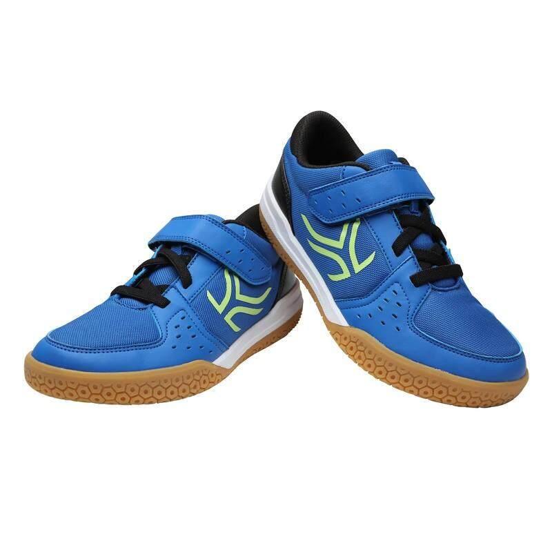 รองเท้าแบดมินตัน รองเท้ากีฬา รองเท้าเด็ก สำหรับเด็ก รุ่น Bs730 (สีฟ้า) By My Sun Shop.