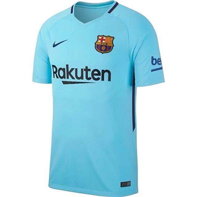 ขาย High Quality Barcelonafc 2018 New Season Home And Away Football Jersey Soccer Jersey Training T Shirt Oem America ผู้ค้าส่ง