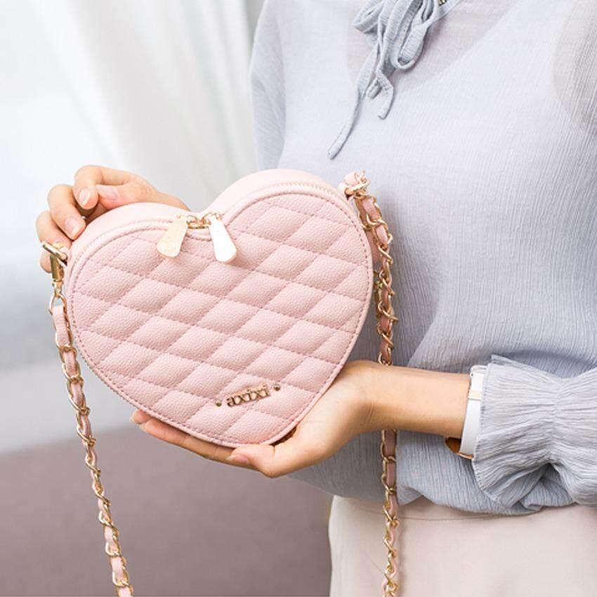 ขาย Axixi กระเป๋าแฟชั่น รุ่น 12267 Pink ออนไลน์ ใน กรุงเทพมหานคร