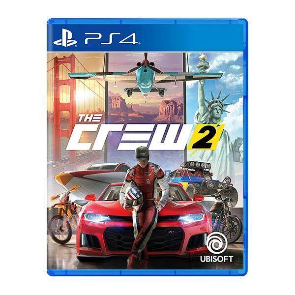 PlayStation PS4-G : The Crew 2