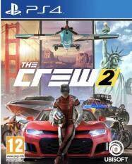 PS4 แผ่นเกมส์ PS4 : The Crew 2