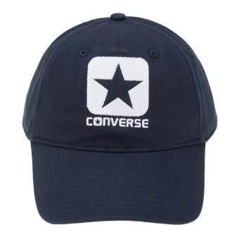 2a026aee67aad2 ราคาเท่าไหร่ Converse หมวก Box Star Cap - Navy  125000841NY  อย่า ...