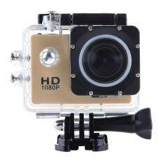 """Ck Mobile Sport Action Camera 2.0"""" LCD Full HD 1080P No WiFi"""