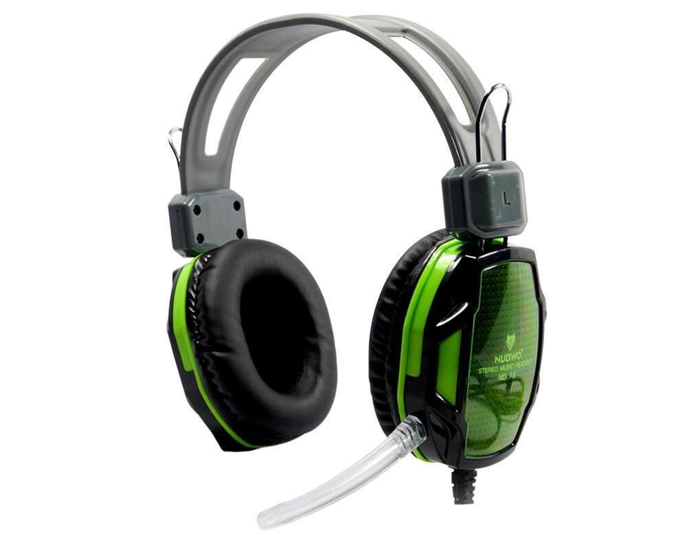 Nubwo Headshet Stereo No040 Headset Gamer No A6