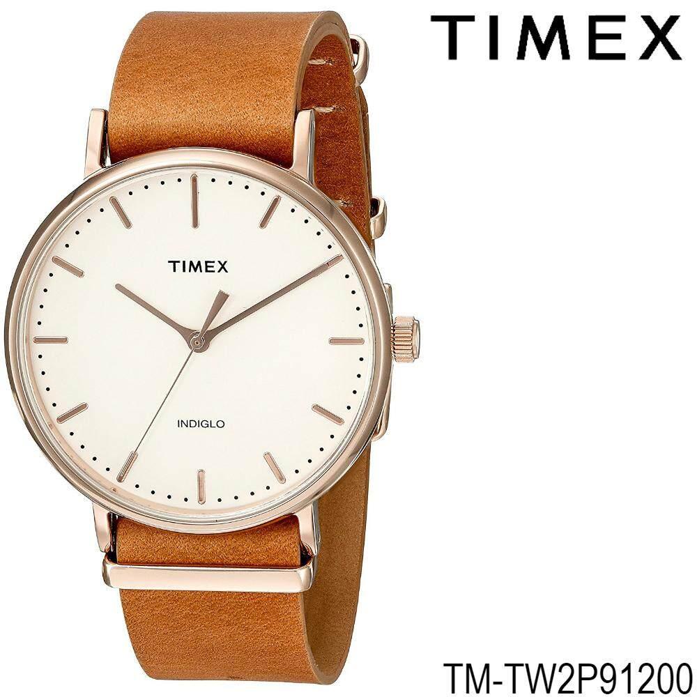 Timex Casual Weekender Fairfield Chronograph Tw2r37800 Original Tm Tw2p91200