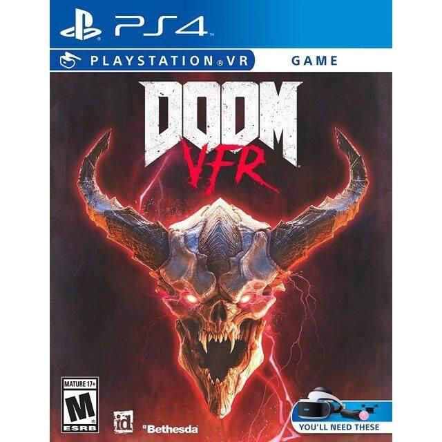 PS4 DOOM VFR (US)