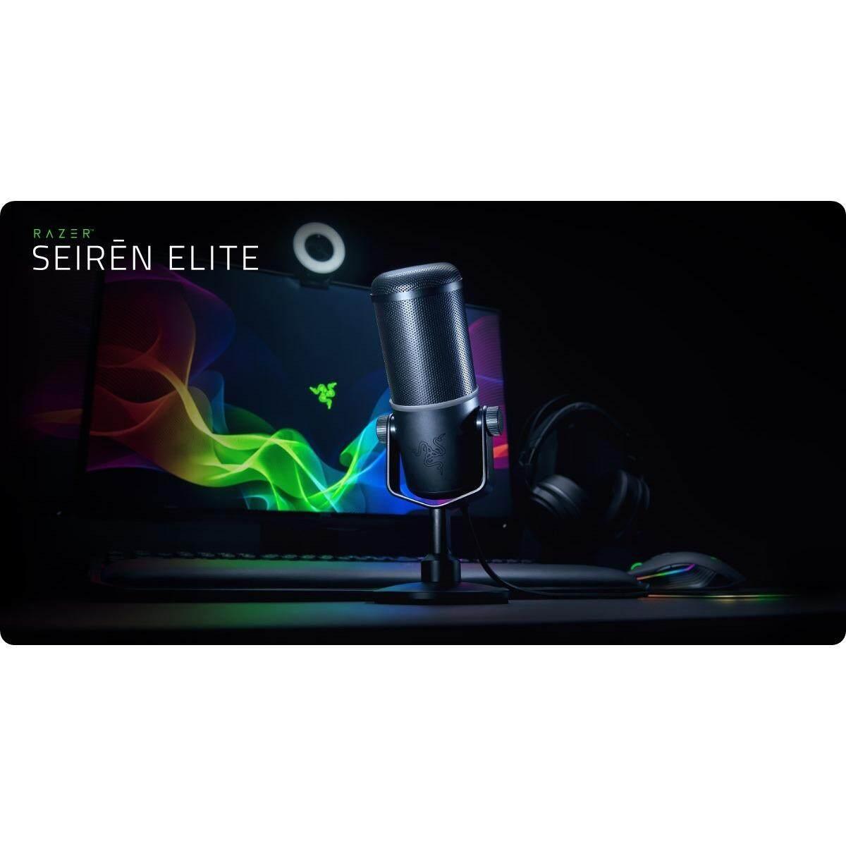 Razer Seiren Elite Streaming Microphone