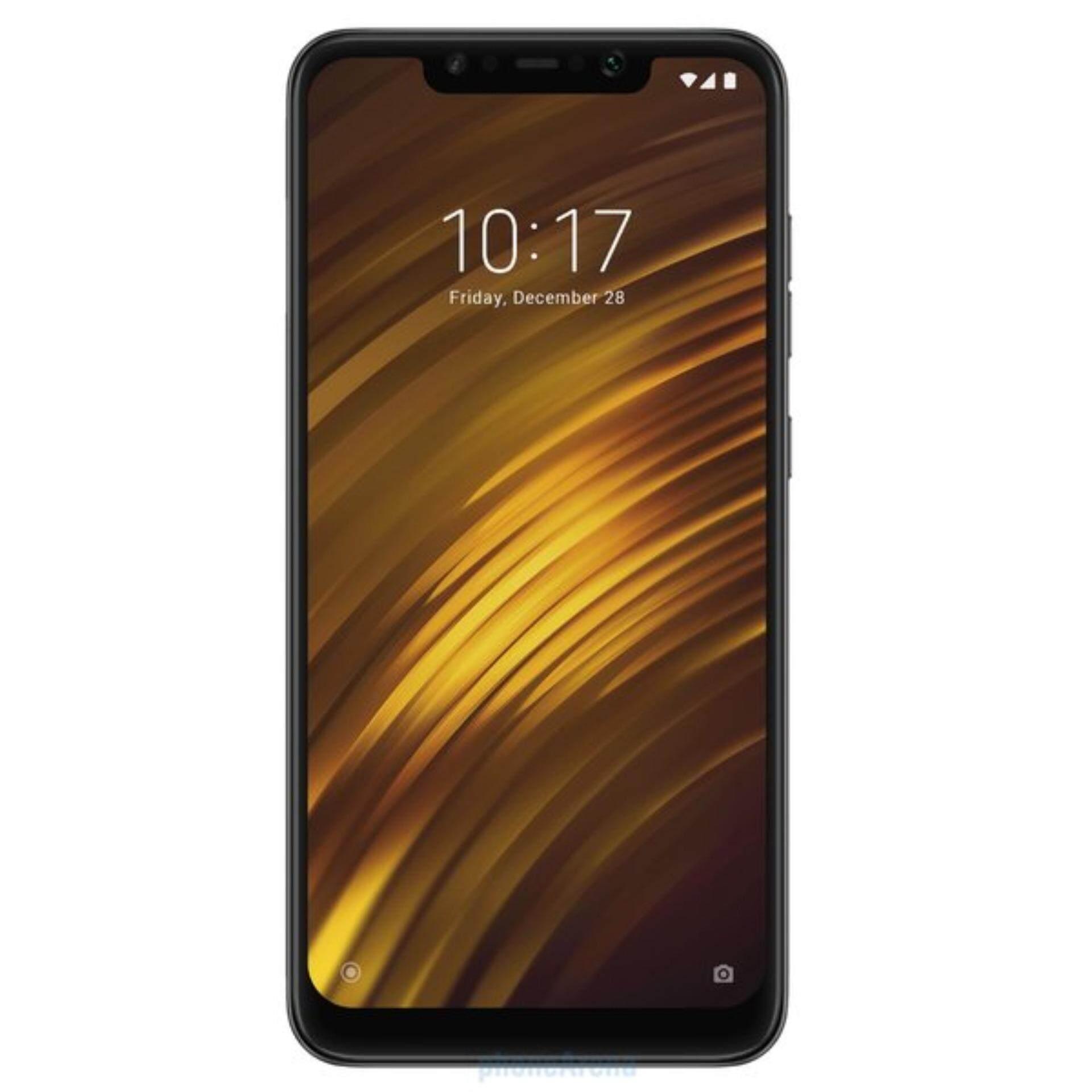 Xiaomi Poco Phone F1 Ram6/rom128gbหน้าจอบาก 6.18 นิ้ว.