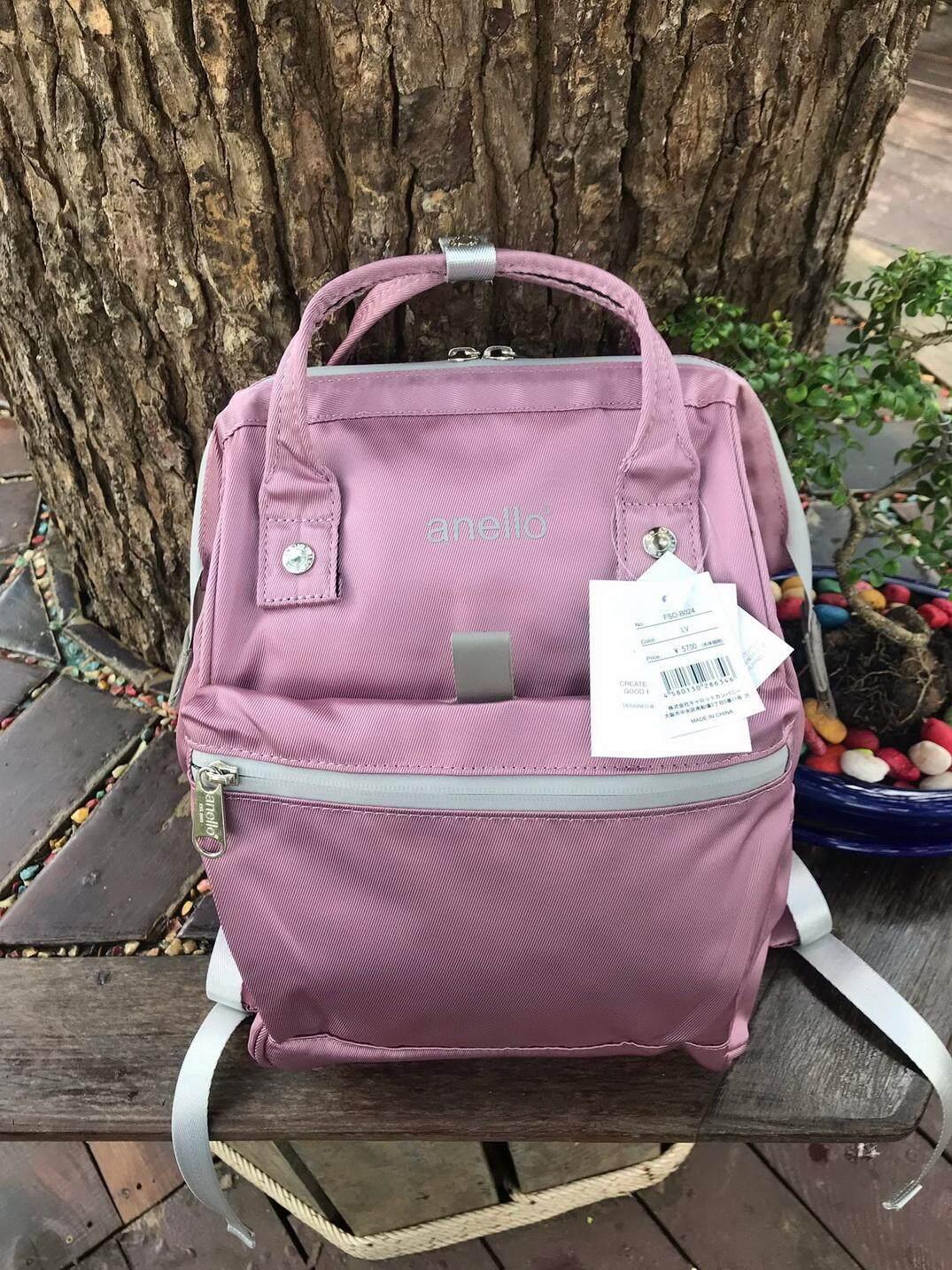 ยี่ห้อนี้ดีไหม  สมุทรปราการ Anello Repellency Mini Backpack รุ่นใหม่