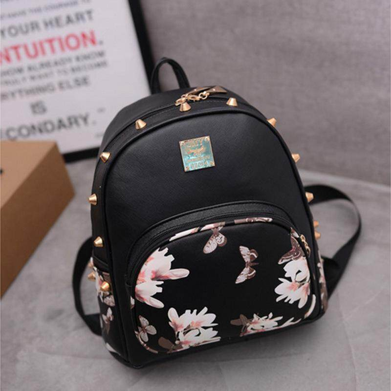 กระเป๋าถือ นักเรียน ผู้หญิง วัยรุ่น ชัยนาท กระเป๋าสะพายหลัง กระเป๋าเป้ กระเป๋าแฟชั่นผู้หญิง รุ่นWomen s fashion bag Shoulder bag