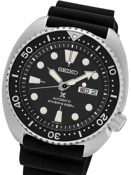 การใช้งาน  นครสวรรค์ นาฬิกาผู้ชาย SEIKO PROSPEX DIVER  TURTLE  200M AUTOMATIC MEN WATCH  SRP777K1 เต่าดำ