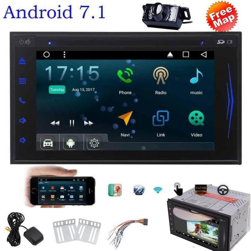 ส่วนลด Android 7 1 Octa Core สเตอริโอเครื่องเล่น Dvd เครื่องติดตาม Gps 7 หน้าจอสัมผัสแบบ Capacitive สเตอริโอในรถยนต์พร้อม Gps นำร่อง Double Din In Dash Headunit ระบบ Am Fm Radio รองรับ 1080P Video Wifi Bluetooth Eincar ฮ่องกง