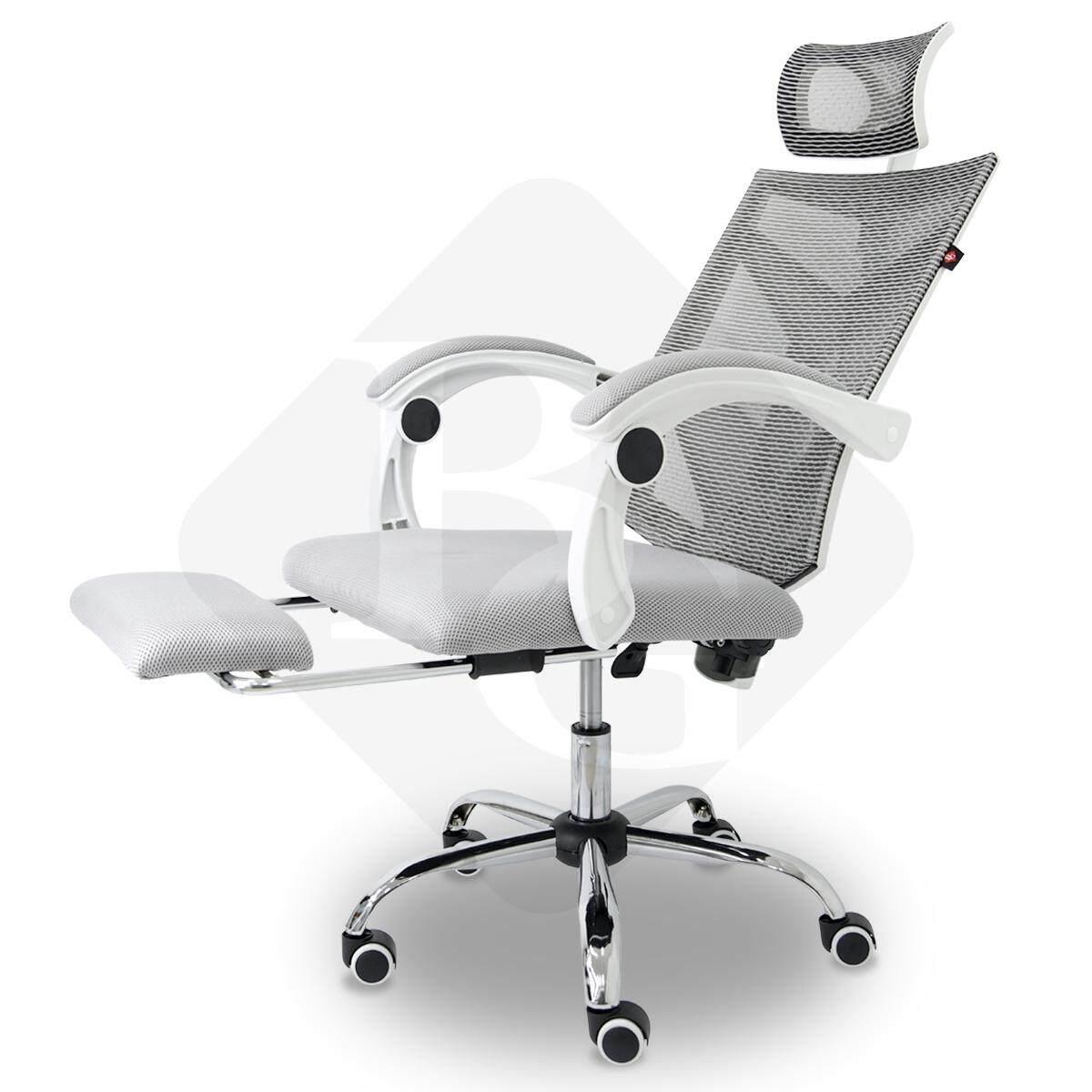 การใช้งาน  B&G Gaming Chair เก้าอี้คอมพิวเตอร์  เก้าอี้เล่นเกมส์ รุ่น G3