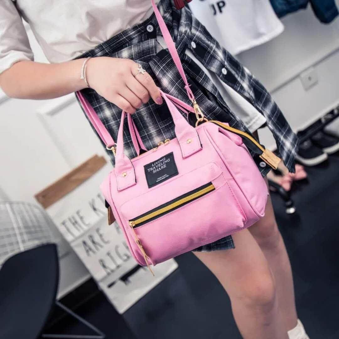 กระเป๋าเป้ นักเรียน ผู้หญิง วัยรุ่น ขอนแก่น BAIFA SHOP Japan Women Bag กระเป๋าสะพายข้างสำหรับผู้หญิง NO.LT 01