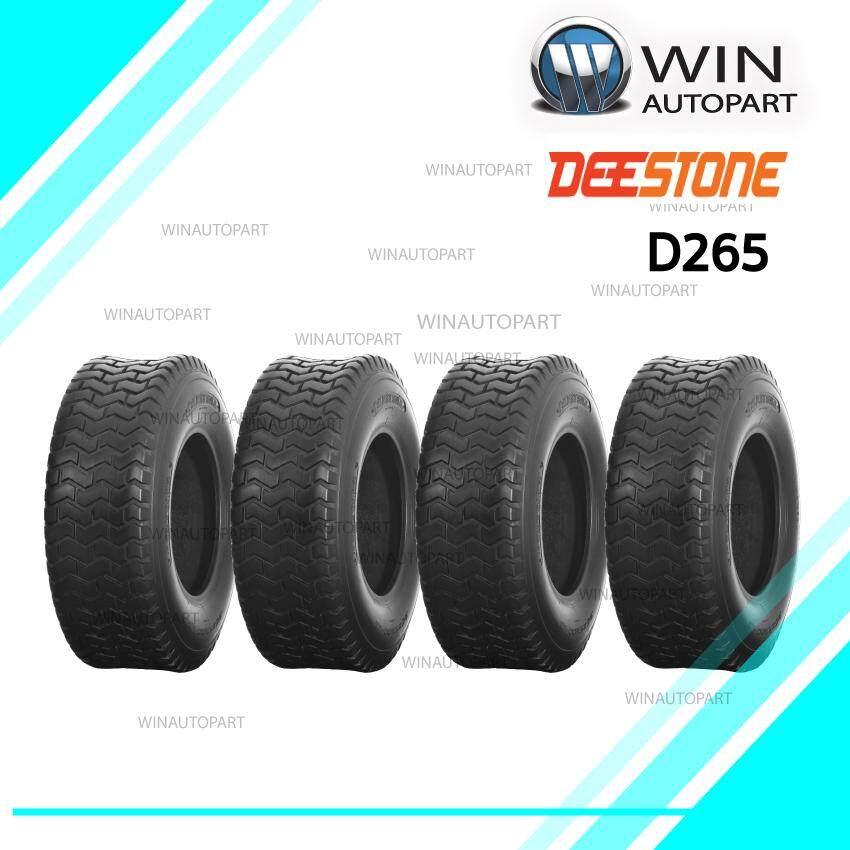 15x6.00-6 ยี่ห้อ Deestone รุ่น D265 Tl ยางรถสนาม(1 ชุด:4 เส้น) By Winautopart.
