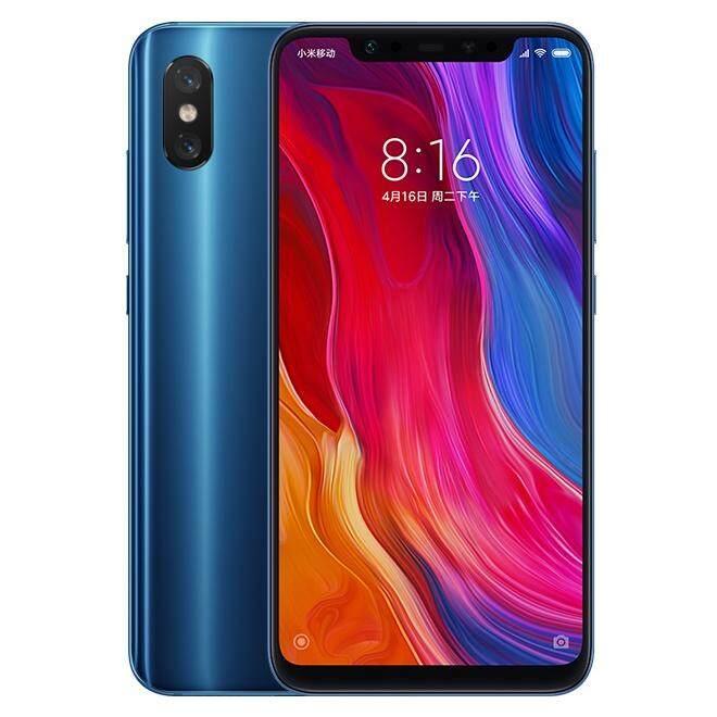 สอนใช้งาน  ฉะเชิงเทรา Xiaomi Mi8 (Ram6/Rom128) เครื่งศูนย์ไทย (TH)