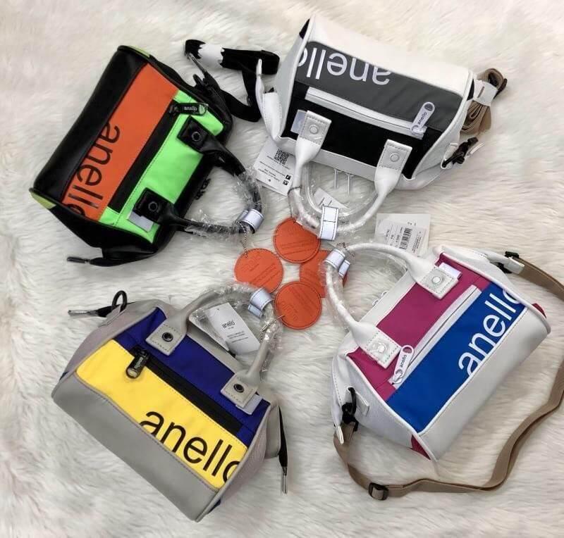 การใช้งาน  เลย New !!! Anello mini shoulder bag