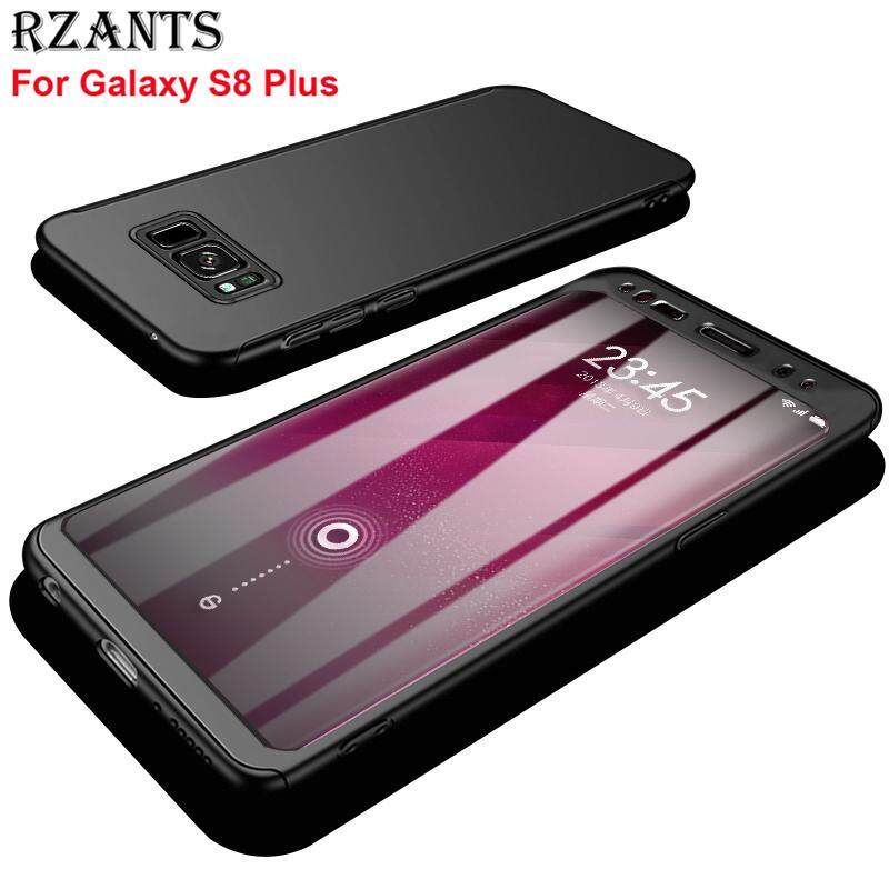 ราคา Rzants เคส S8 Plus 360 Full Cover Shockproof Case With Feel Soft Screen Protector For Galaxy S8 Plus Intl Rzants เป็นต้นฉบับ