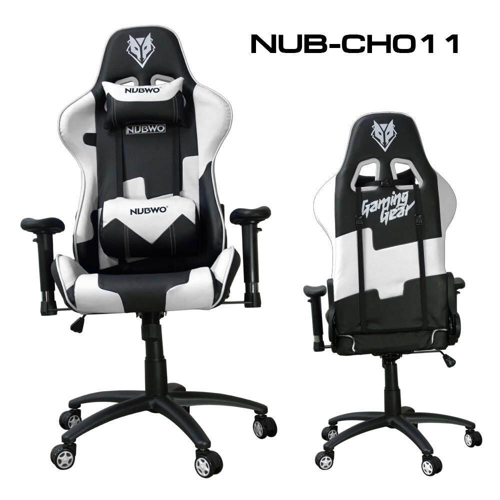 การใช้งาน  เก้าอี้คอมพิวเตอร์ Nubwo NBCH-11 Gaming Seat Chair Emperor Series