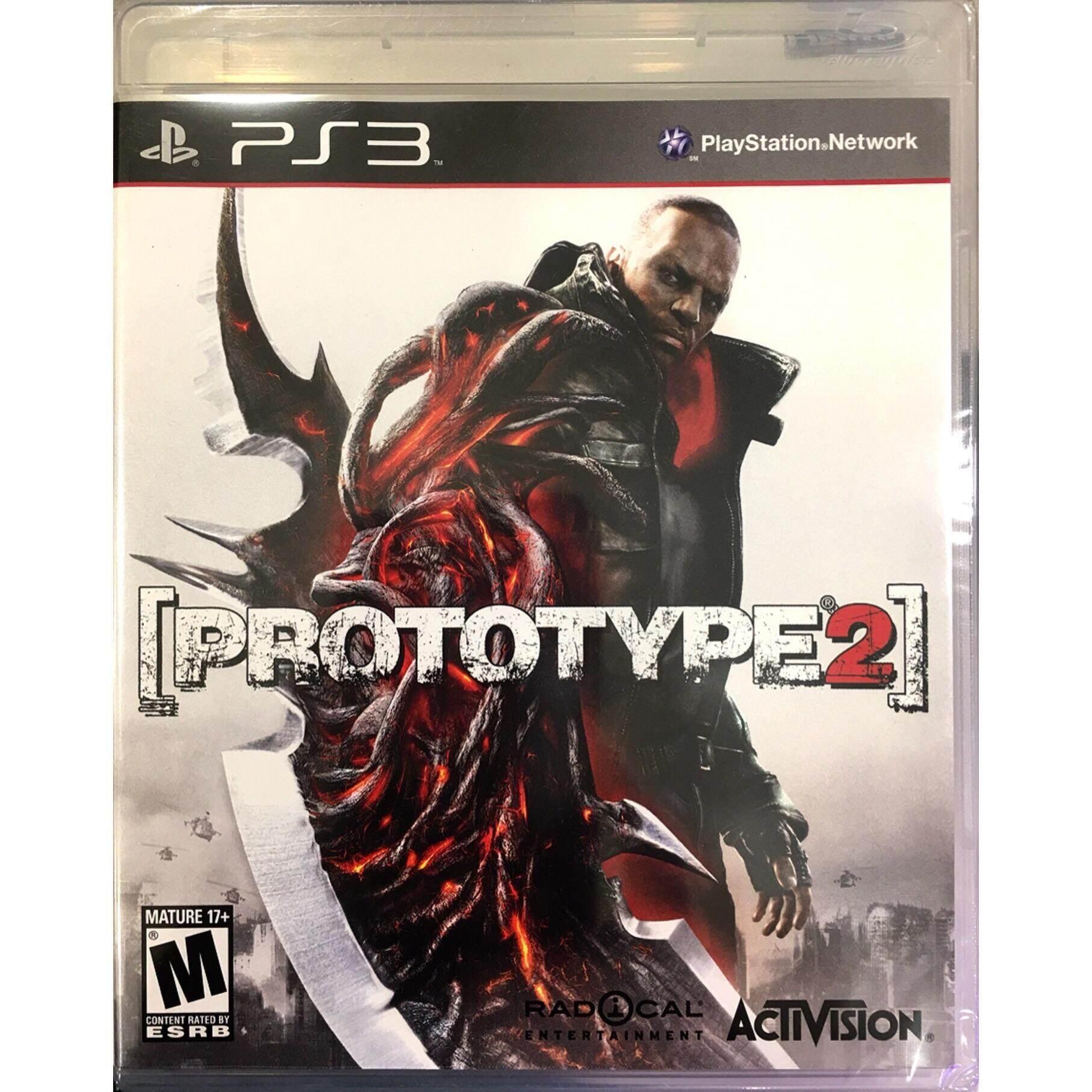 PS3 Prototype 2 ( English )