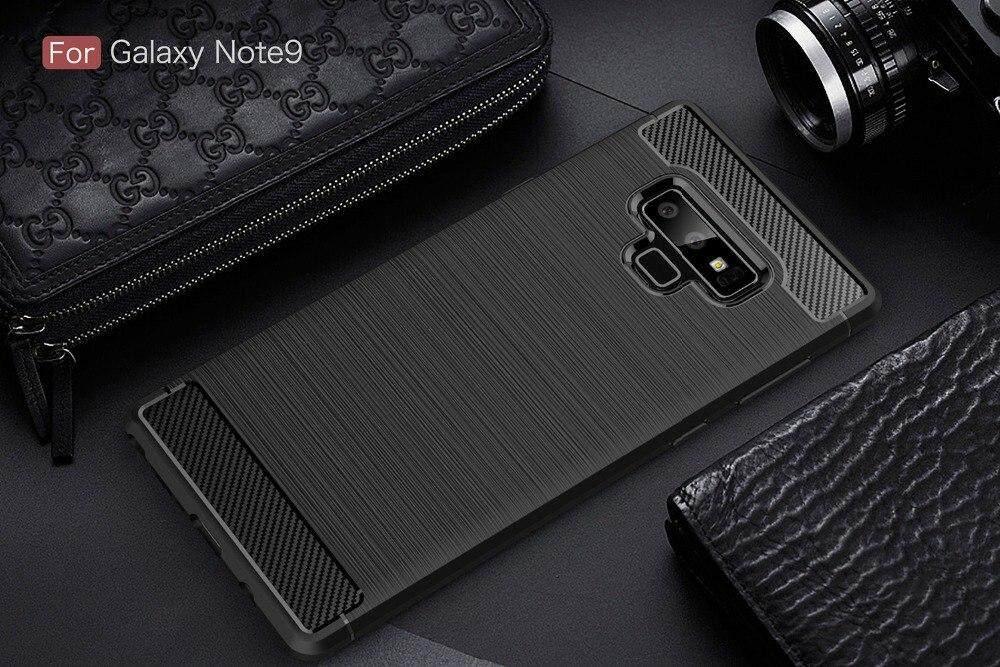 เก็บเงินปลายทางได้ พร้อมส่งจากไทย เคส case samsung galaxy note 9 note9 เคสซิลิโคน ลาย คาร์บอน ไฟเบอร์ ส่งฟรี kerry #note9 #case #galaxy  Samsung Galaxy Note 9
